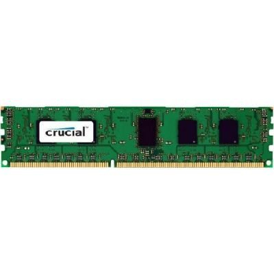 Crucial 16GB DDR3L 1600 MT/s PC3-12800 UDIMM 240pin