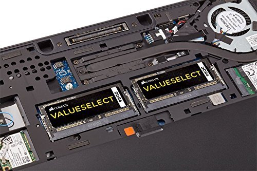 Corsair ValueSelect SO-DIMM 8GB DDR4-2133, CMSO8GX4M1A2133C15, Value Select