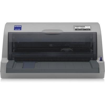 Epson LQ-630, drukarka igłowa grau, USB/PAR