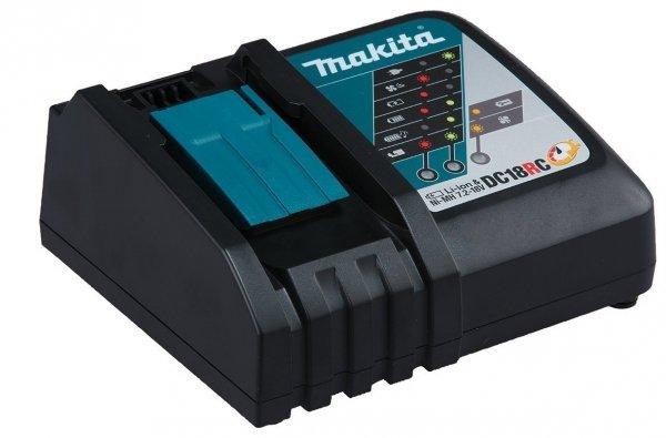 Makita DTD134RMJ akumulatorowa wkrętarka udarowa w tym MAKPAC + 2 akumulatory 4.0Ah