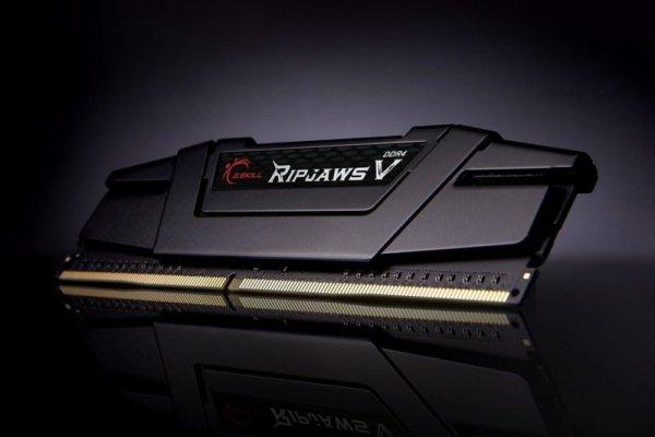 G.Skill 16GB DDR4-3600 Kit, F4-3600C17D-16GVK, Ripjaws V