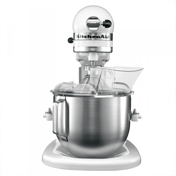 KitchenAid 5KPM5EWH Heavy Duty biały