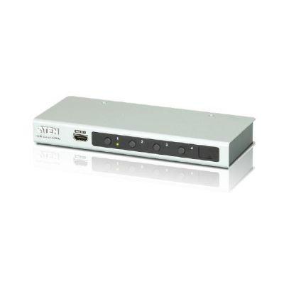 ATEN VS481B, 4-Port HDMI Switch UHD 4K