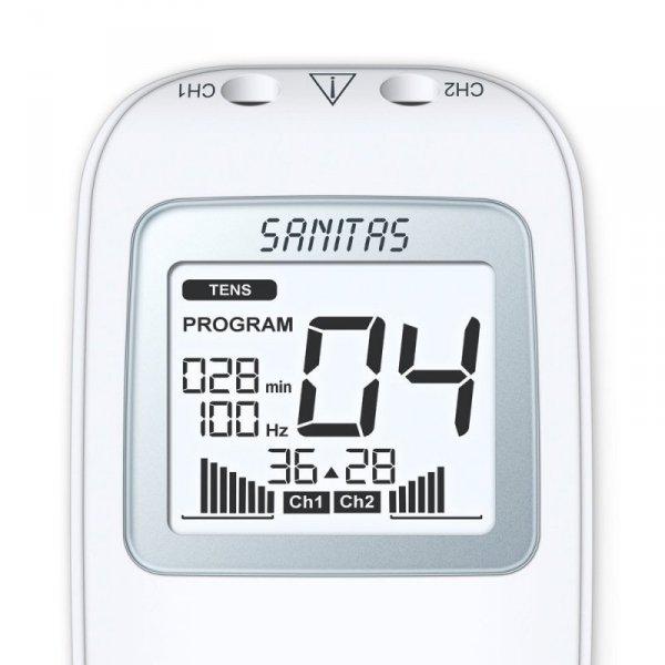 Sanitas SEM 43 - stymulator do mięśni