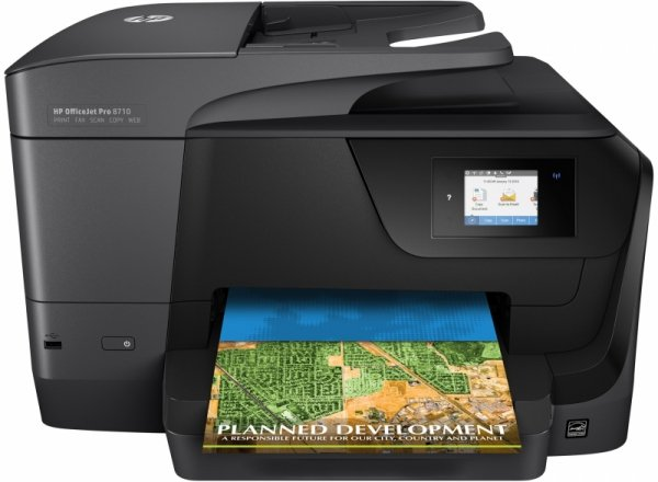 HP Officejet Pro 8710 e-All-in-One