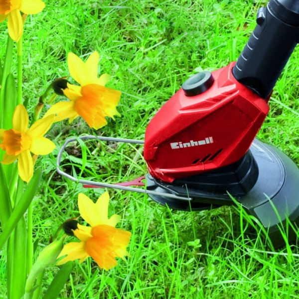 Einhell Akku-Podkaszarka GE-CT 18Li Kit red