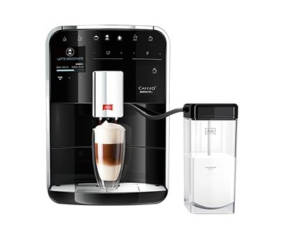 Melitta F73/1-101 Caffeo Barista T Ekspres automatyczny srebrny