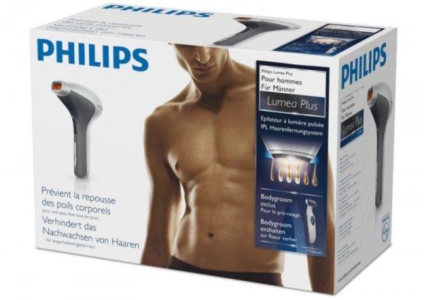 Philips TT3003/11 Lumea IPL for Men Depilacja laserowa