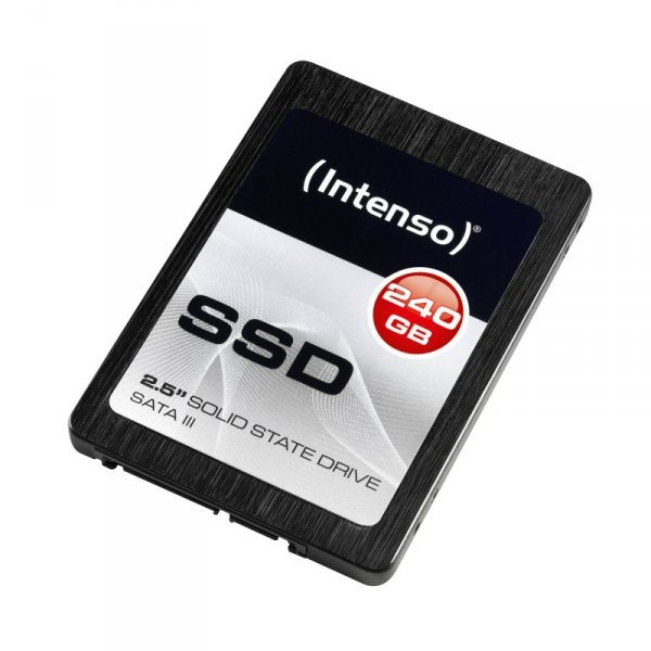Intenso High Performance   240GB SATA III / SSD 2,5
