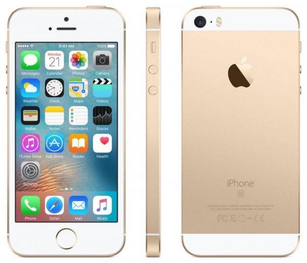 Apple iPhone SE 32GB gold R-NEW
