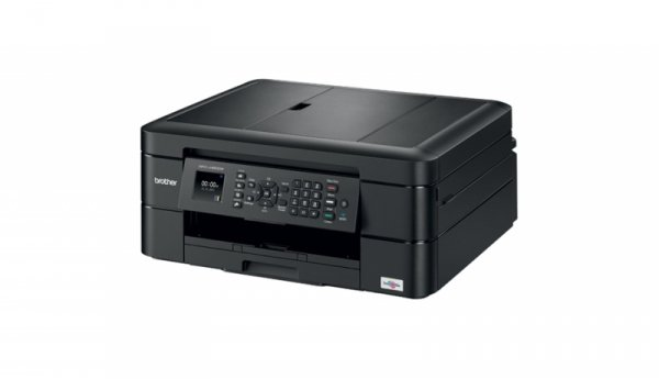 Brother MFC-J480DW, czarny, USB/WLAN, Scan, Kopie, Fax