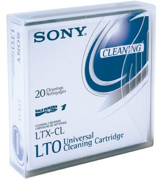 Sony LTO Universal Cleaning Cartridge, Streamer-Medium