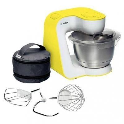 Bosch MUM54Y00 Robot Kuchenny biały/żółty