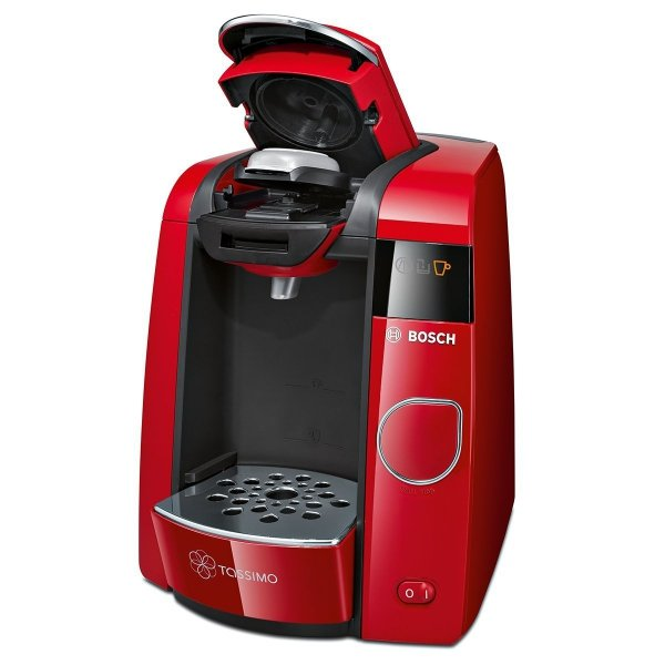 Bosch TAS4503 Tassimo Joy Rubin Red