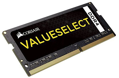 Corsair ValueSelect SO-DIMM 4GB DDR4-2133, CMSO4GX4M1A2133C15, Value Select