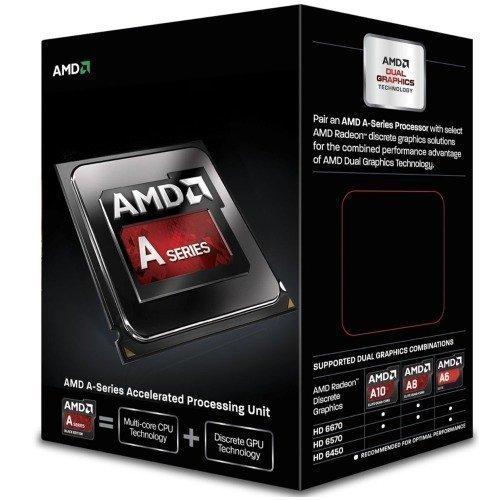 """AMD A10-7890K, Prozessor """"Godavari"""""""