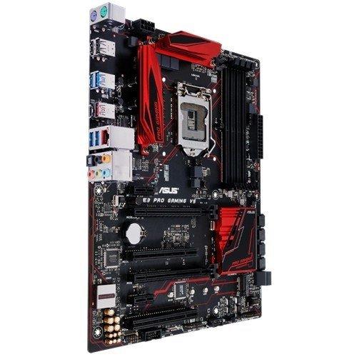 ASUS E3 PRO GAMING V5 Sound G-LAN SATA3 M.2 USB 3.1