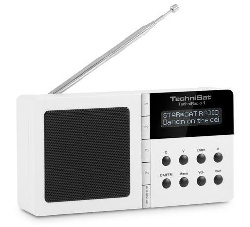 Technisat TechniRadio 1 radio DAB DAB+