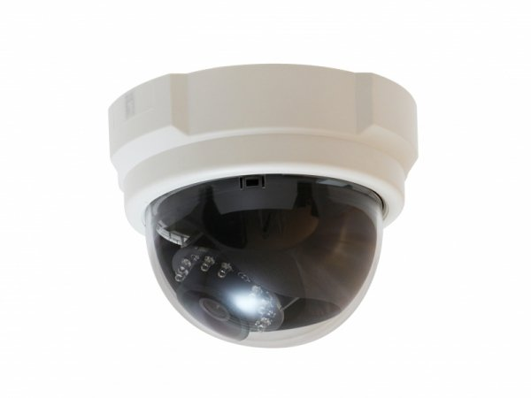 Level One FCS-3063 Dome 5MP/D&N/PoE/IR