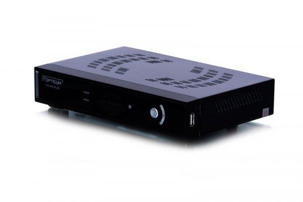 Opticum HD 405Plus PVR S2 black