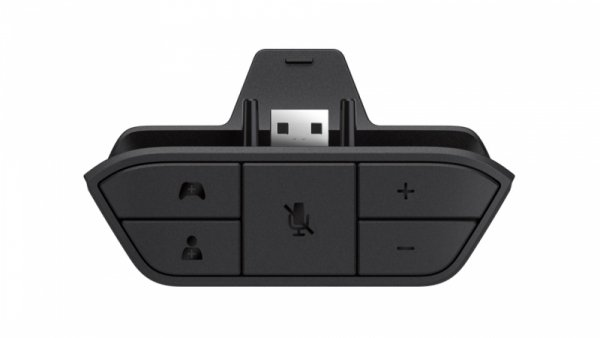 Microsoft  XBOX One Stereo Headset Adapter XBOX
