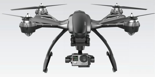 Yuneec Q500 G Typhoon Quadcopter for GoPro 3 / 3+ / 4