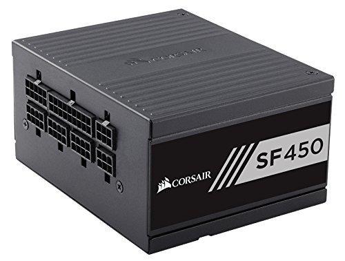 Corsair SF450 450W SFX, czarny, 2x PCIe, Kabel-Management