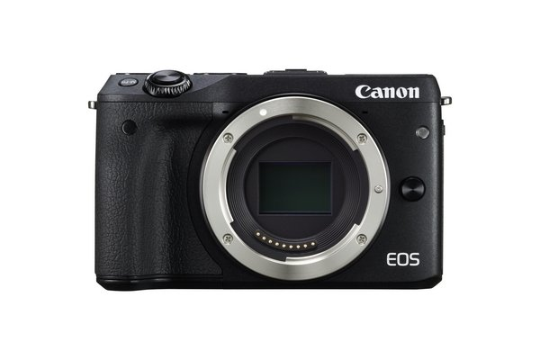 Canon EOS M3 Kit EF-M 18-55mm 1:3,5-5,6 IS STM