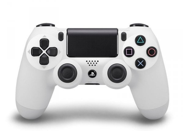 Sony DUALSHOCK 4 Wireless Controller biały PS4