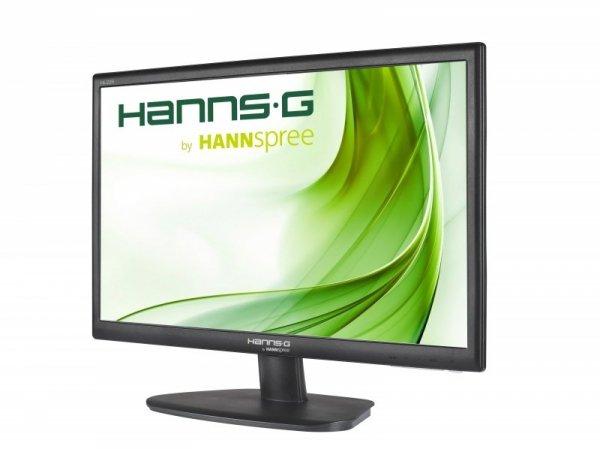 HannsG HL225PPB, DisplayPort, VGA, Audio