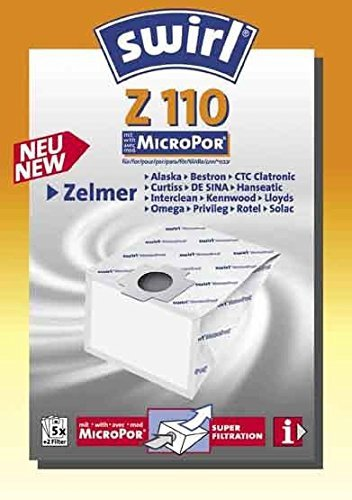 Swirl Worek Z 110 MicroPor 1F+5B