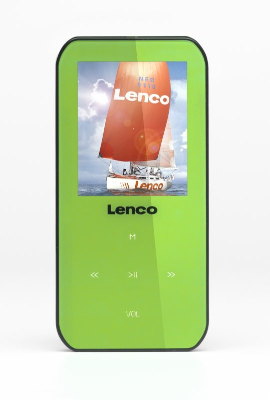 Lenco Xemio 655 zielony        4GB