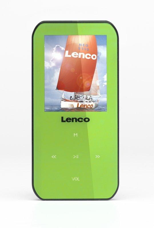 Lenco Xemio 655 zielony        4GB