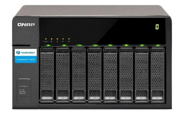 QNAP Systems TX-800P Erweiterungsgeh