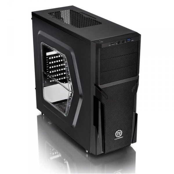 Thermaltake Versa H21 Window, Tower czarny, Window-Kit