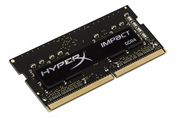 Kingston HyperX SO-DIMM 4GB DDR4-2400, HX424S14IB/4, Impact