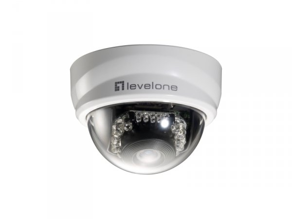 Level One FCS-3101 Dome 2MP/D&N/PoE