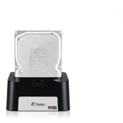 FANTEC MR-U3-6G DOCKING STATION 2,5  & 3,5  HDD, USB 3.0, 6Gb