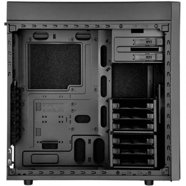 SilverStone SST-KL05B-Q, Tower czarny