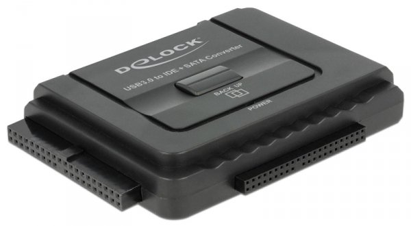 DeLOCK Adapter SATA/IDE/IDE 44P - USB3.0