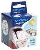 Dymo CD/DVD Labels 57 mm biały 160 szt.     14681