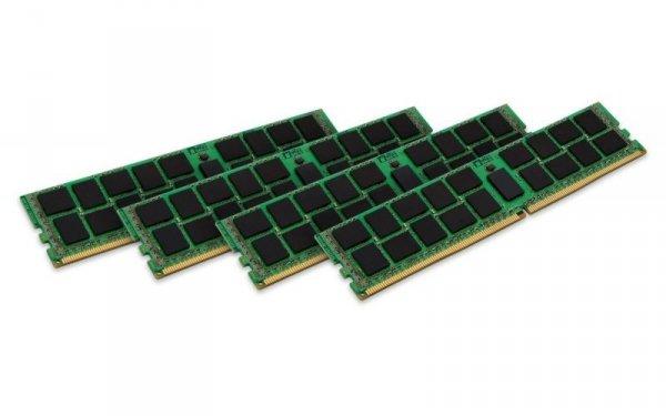 Kingston ValueRAM 64GB DDR4-2133 Quad-Kit reg. ECC, KVR21R15D4K4/64I, ValueRAM