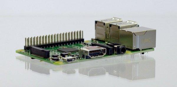Raspberry Pi - moduł do kamery