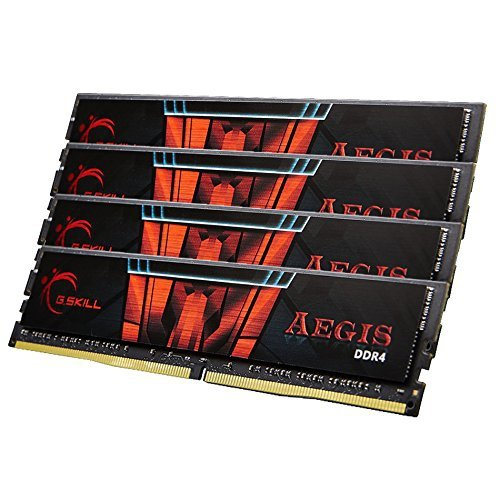 G.Skill 64 GB DDR4-2133 Quad-Kit, F4-2133C15Q-64GIS, Aegis