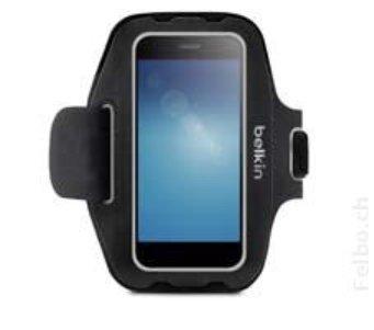 Belkin Sport Fit Universal Sport Armband bis 5  schw. F8M952btC00