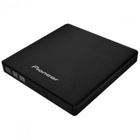 Pioneer DVR-XU01T, externer Nagrywarka DVD czarny