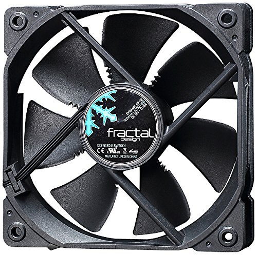 Fractal Design Dynamic GP-12 czarny