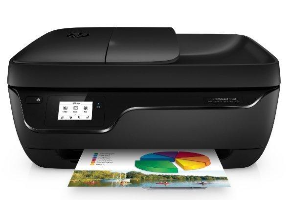 HP OfficeJet 3834 e-All-in-One