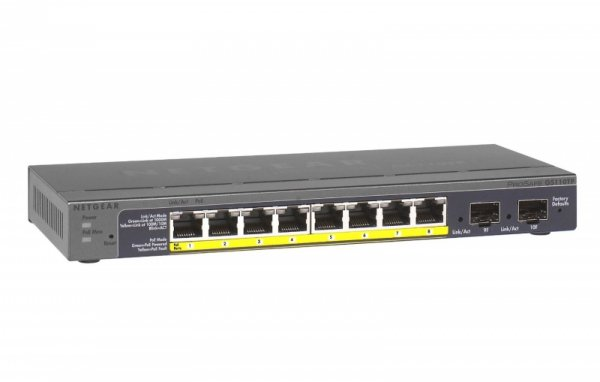 Netgear ProSafe Smart Gigabit 8 Port Switch