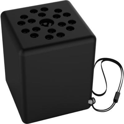 InLine® Bobby Mini głośnik Bluetooth z funkcją głośnomówiącą do telefonu (czarny)